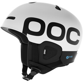 POC Auric Cut Backcountry Spin Helmet hydrogen white